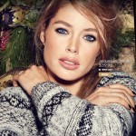 Doutzen Kroes HM Holiday campaign