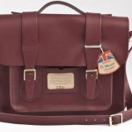 Dr Martens Cherry Red leather bag
