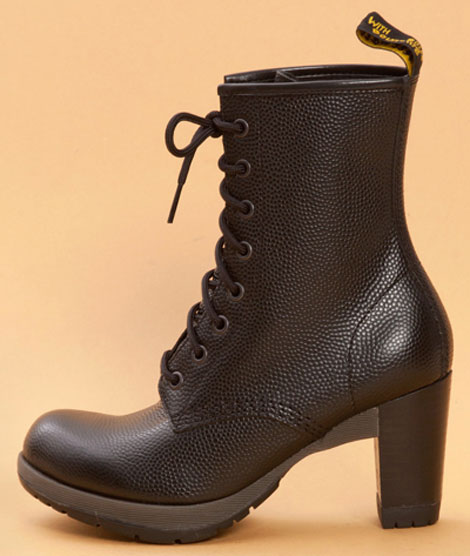 Dr Martens Opening Ceremony Fall 2010 boots black