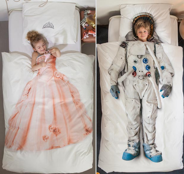 dream bedding for children