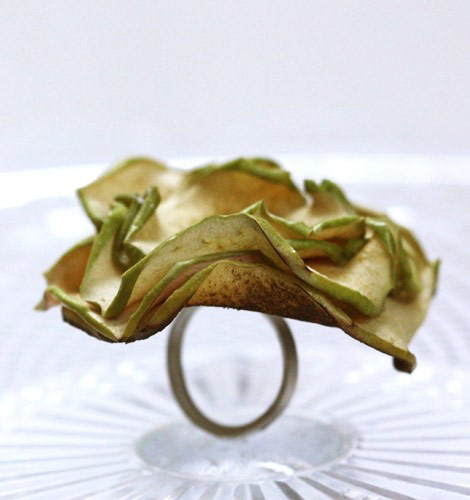 dried fruit ring apple