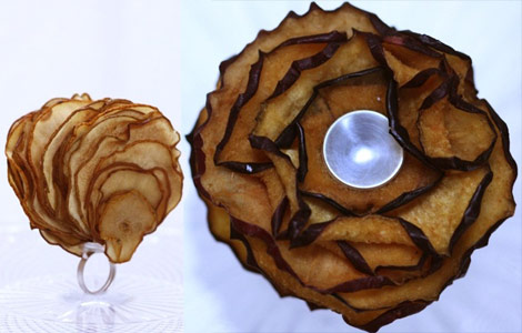 dried fruits rings