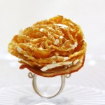 dried orange ring