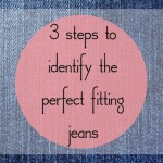 easiest smartest way to identify perfect fitting jeans
