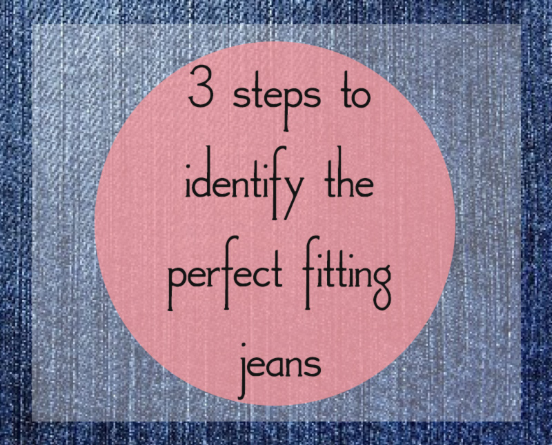 The Smartest, Simplest Way To Identify The Perfect Jeans For You!