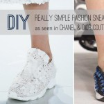 Easy DIY Guide Fashion Sneakers
