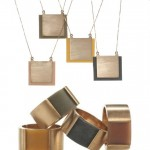 eco conscious wild rubber jewelry collection by Lily Cole