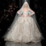 Elie Saab doll for Unicef inspired by catwalk collection