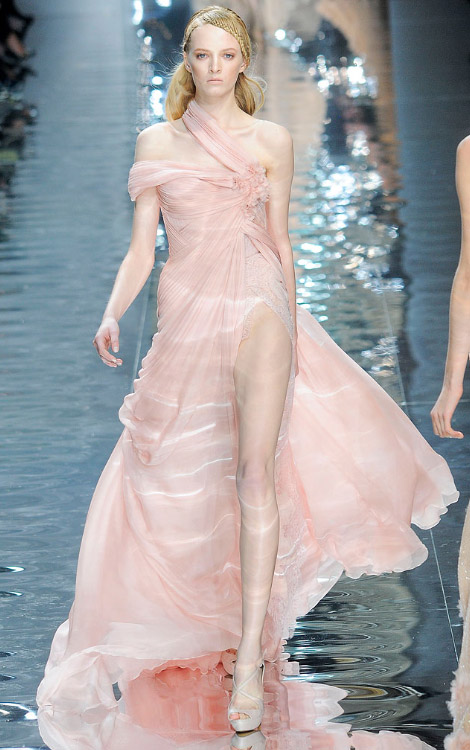 Elie Saab Spring 2010 Couture Oscar dress