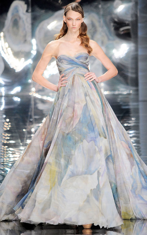 Elie Saab Summer 2010 Couture Oscar dress