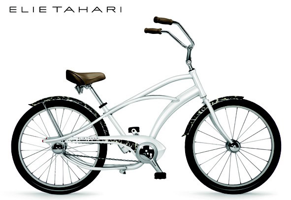 Elie Tahari's Phat Cycles Bike