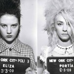 Eliza Cummings Portia Freeman W Magazine mugshot
