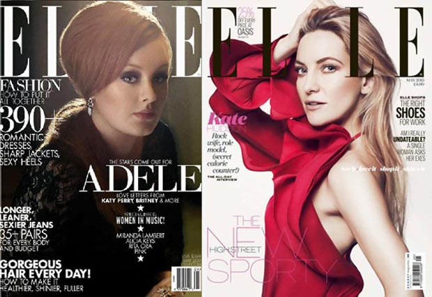 Elle May covers Adele US Kate Hudson UK
