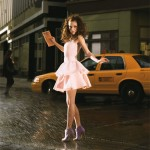 Emma Stone Carrie Bradshaw American Icons Glamour