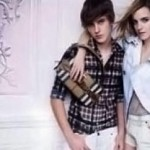 Emma Watson Alex Watson Burberry Summer 2010 Ad