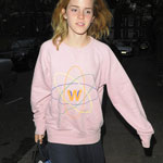 Emma Watson Unglamorous 19th Birthday