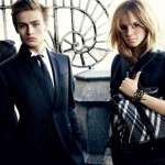 Emma Watson Burberry Fall Winter 09 10 ad
