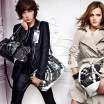 Emma Watson Burberry Spring Summer 2010 ad campaign 12