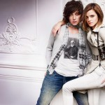 Emma Watson Burberry Spring Summer 2010 ad campaign 3