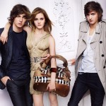 Emma Watson Burberry Spring Summer 2010 ad campaign 8