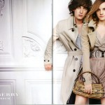 Emma Watson Burberry Summer 2010 Ad Campaign large