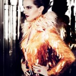 Emma Watson by Mario Testino Vogue July 2011