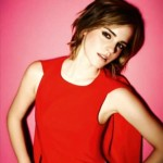 Emma Watson new image from Lancome ad campaign