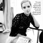 Emma Watson Vogue UK December 2010 4