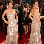 Emmy Awards 2008 Evangeline Lilly Elie Saab dress