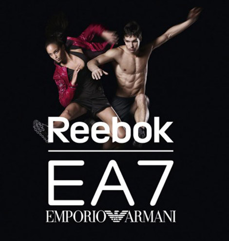 Emporio Armani And Reebok EA7 Collection 2010