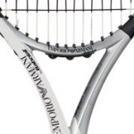 Emporio Armani Babolat Tennis Racquet Handle