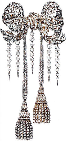 The Empress Eugenie Brooch