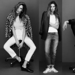 Erin Wasson Frame denim 2014
