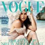 Erin Wasson Vogue Nederland May 2013 cover