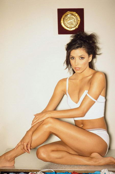 Eva Longoria Skimpies Ads