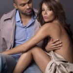 Eva Longoria Tony Parker London Fog