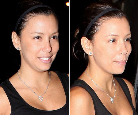 Eva Longoria Without Makeup &#8211; Makeup Artists are Artists Indeed!