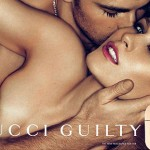 Evan Rachel Wood Gucci Guilty perfume ad campaign