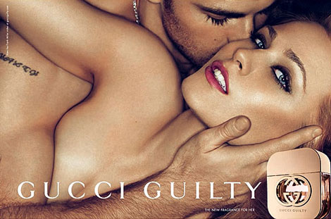 Evan Rachel Wood Is Gucci Guilty Perfume Ad Campaign Girl