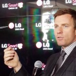 Ewan McGregor for LG