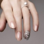Exquisite nail jewelry