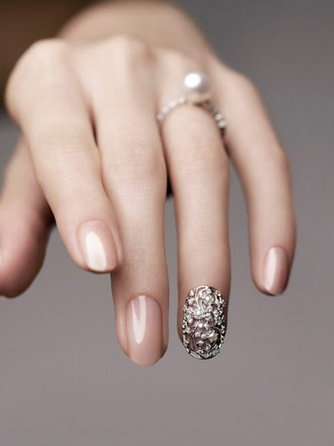 Exquisite Nail Jewelry - StyleFrizz