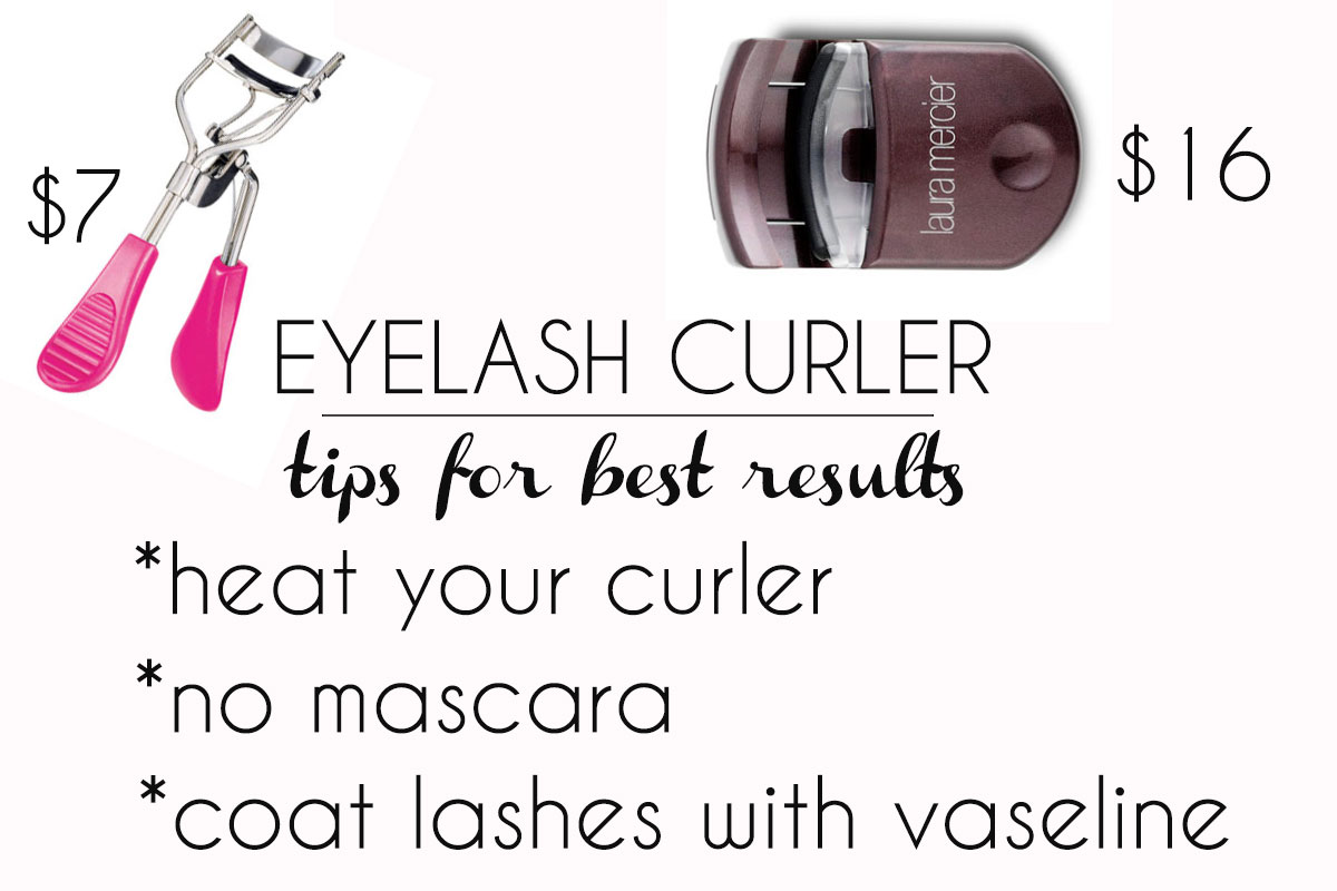 eyelash curler tips