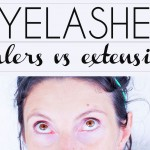 eyelashes curlers vs extensions what to choose
