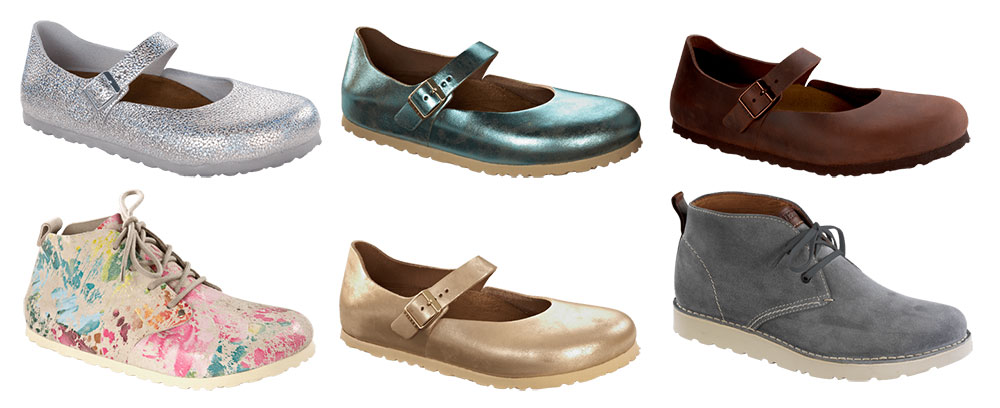 fabulous comfortable shoes Birkenstock