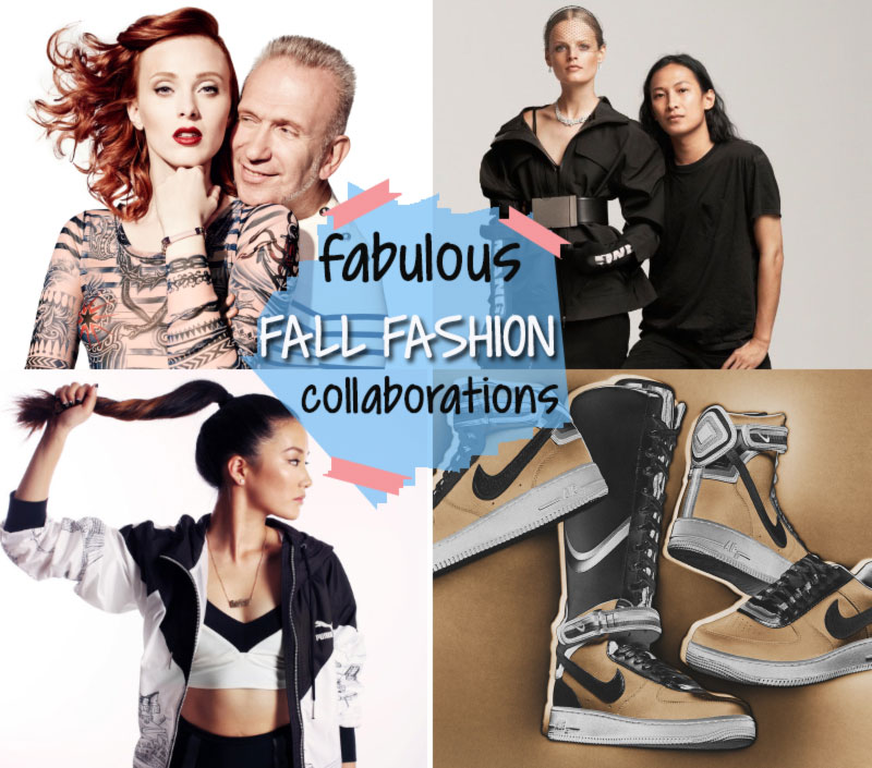 fabulous fall fashion collaborations