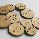 faces buttons