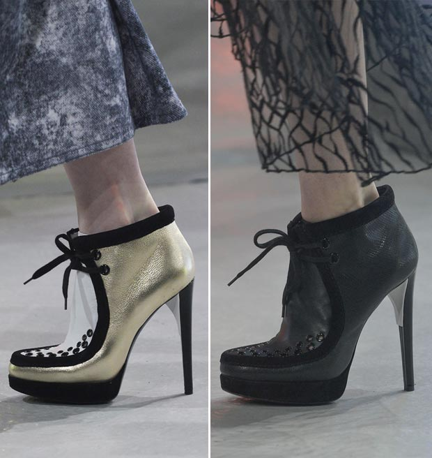 Fall 2013 Shoes Trends