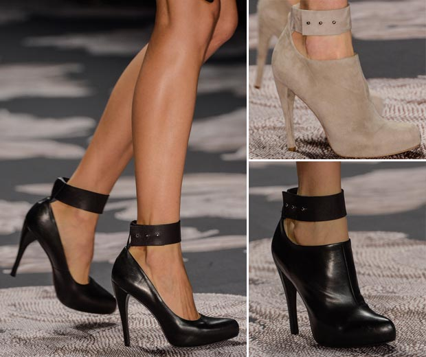 fall 2013 shoes trends Vera Wang