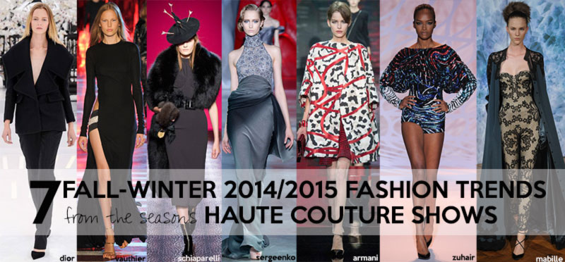 Fall 2014 trends HC Winter 2015